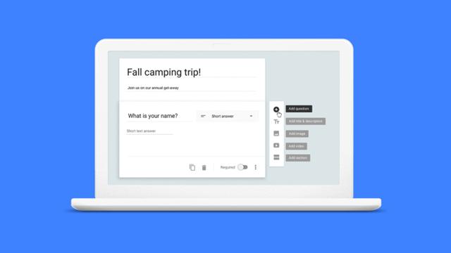 Google Formlar Büyük Bir Güncelleme Aldı