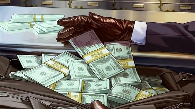 GTA Online Para Basıyor