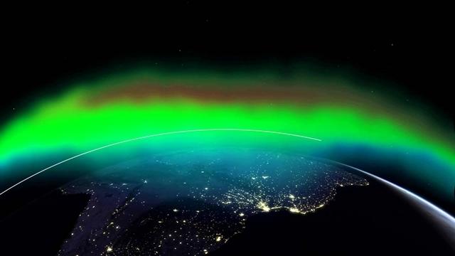 Dünya'nın Çevresindeki Radyasyon Kemeri Tehlike Saçıyor!