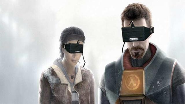 Yeni Half-Life Oyunu VR İçin Çıkabilir