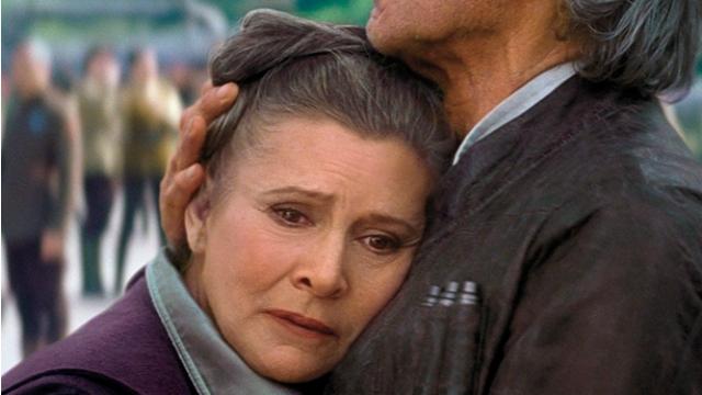 Yıldız Savaşlarının Prensesi Leia Hayata Gözlerini Yumdu