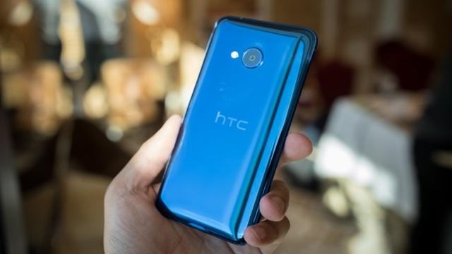 HTC Edge Sense Göründü, HTC U 11 Böyle Çalışacak