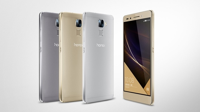 Huawei Honor 8 Sızdırıldı