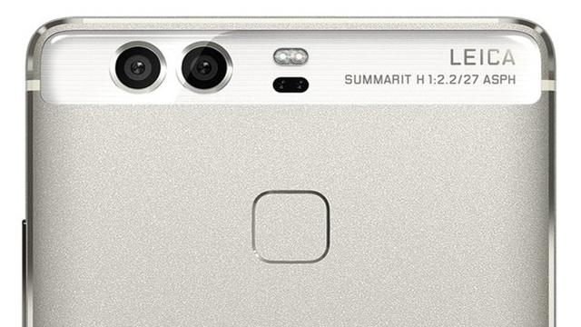 Huawei P9'un Leica Kamerasıyla Beraber Yeni Bir Görseli Sızdı