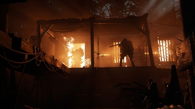 Crytek'in Yeni Oyunu Hunt: Showdown'ın Bölüm Tasarımları Gösterildi
