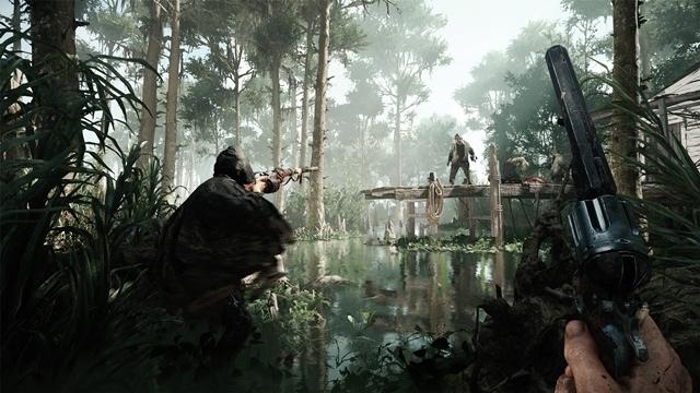Crytek'in Yeni Oyunu Hunt: Showdown'dan İlk Oynanış Videosu