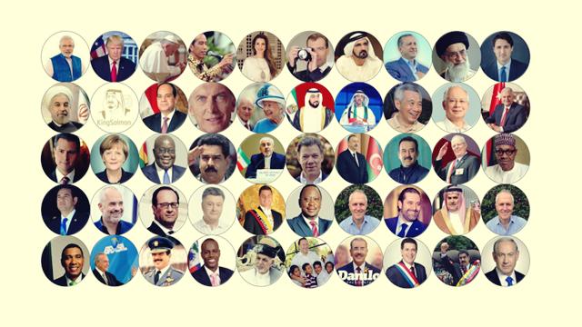 Instagram'da En Çok Takip Edilen Dünya Liderleri