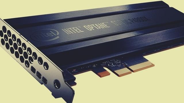 Intel'in Yeni SSD'leri Yüksek Hız Vaat Ediyor