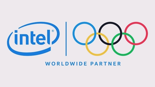 Intel, Olimpiyatlara Sponsor Oldu