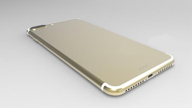 iPhone 7 Tasarımı 3D Modellemesiyle Karşımızda