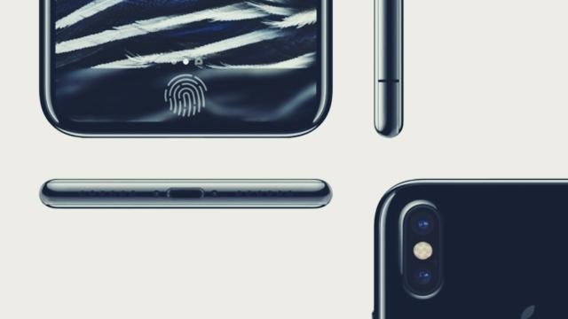 iPhone 8'in Tasarımına Dair En Güçlü İddia Ortaya Çıktı