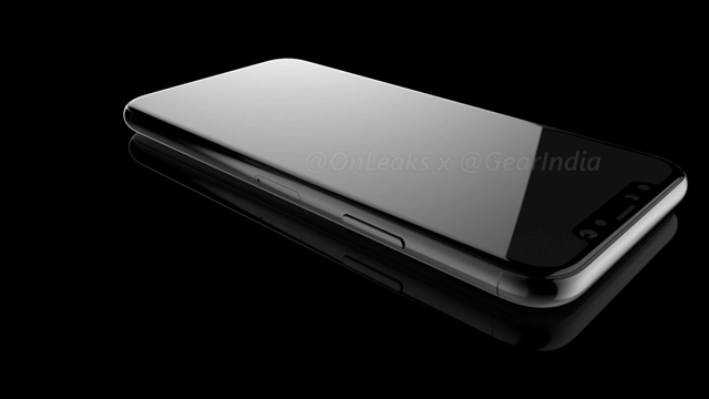 iPhone 8'in Yeni Görselleri Ortaya Çıktı