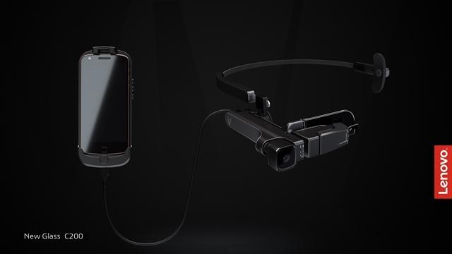 Lenovo Sanal Gerçeklik Gözlüklerini Tanıttı