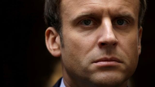 Fransa Cumhurbaşkanını Sosyal Medyadan Ölümle Tehdit Etti, Hapse Girdi!