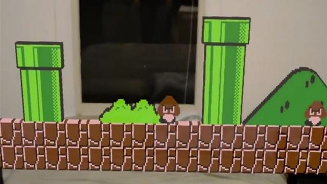 Super Mario HoloLens ile Çalışsa Müthiş Olurmuş