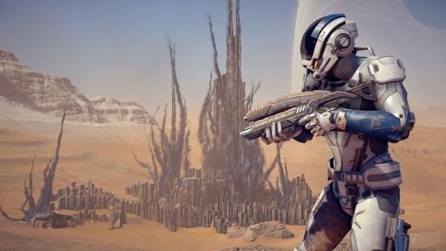 Mass Effect: Andromeda'nın Deneme Sürümü Çıktı!