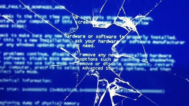 Windows'un Mavi Ekran Hatası Neden Mavi?