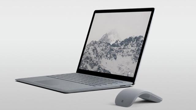 Yeni Microsoft Surface'in İlk Görüntüleri Sızdırıldı