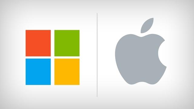Microsoft, Apple'ın Çalışmalarını Hızlandırıyor