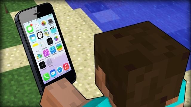 Android ve iOS Kullanıcıları Beraber Minecraft Oynayabilecek
