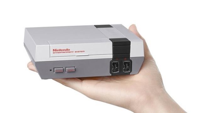 Nintendo Mini NES ile Karşımızda