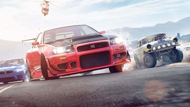 Need for Speed: Payback'in İlk Oynanış Videosu Yayınlandı