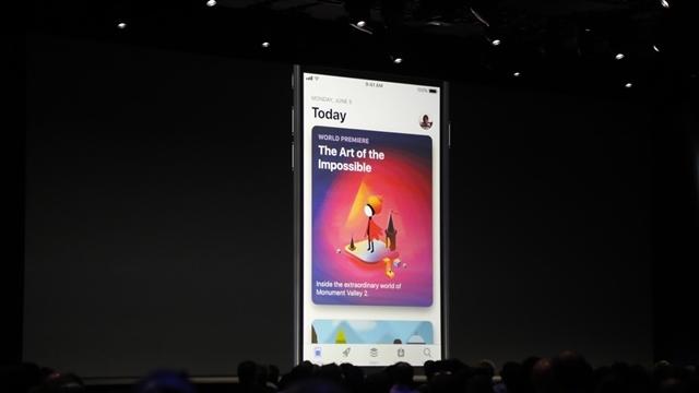 App Store Baştan Aşağıya Yenilendi
