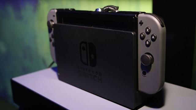 Nintendo Switch'in Sızdırılan Videosunu Hırsızlar Çekmiş