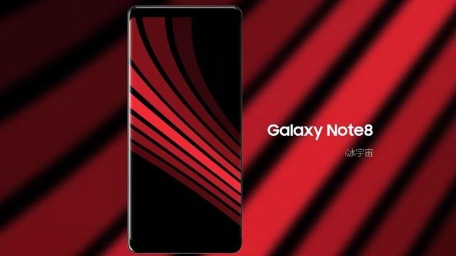 Samsung Galaxy Note 8'in İlk Görseli Ortaya Çıkmış Olabilir