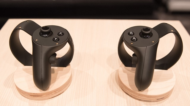Oculus Yeni Kontrol Cihazlarını Tanıttı