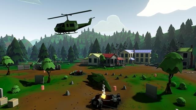 Minecraft ve Battlefield Oyunlarını Bir Arada Oynamak İster misiniz?