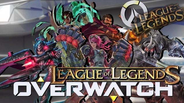 Overwatch, League of Legends'dan Daha Popüler Oldu