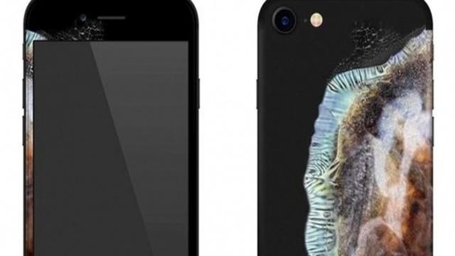 Samsung Galaxy Note 7 Patlamaları ile Dalga Geçen iPhone Kılıfı