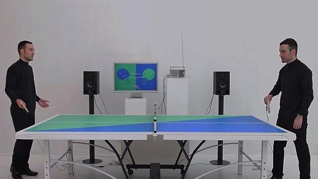 Ping Pong FM: Masa Tenisi ve Müziği Bir Araya Getiren Oyun