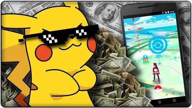 Pokémon GO, Hollywood'un Gelirlerini Geride Bıraktı