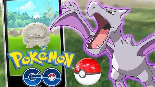Pokémon GO App Store Rekorlarını Alt Üst Etti