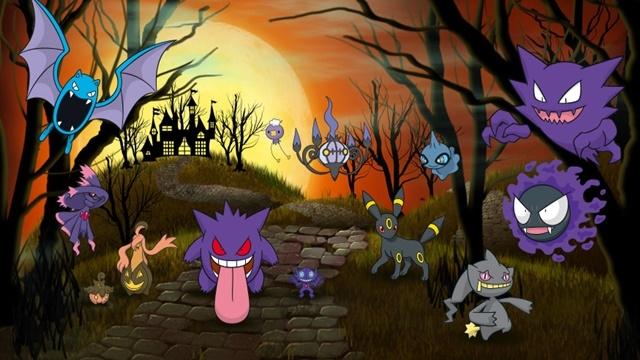 Pokémon GO Cadılar Bayramı Etkinlikleri Güncellemesi Geldi.