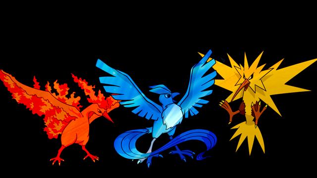 Efsanevi Pokémon'lar Sonunda Ortaya Çıkıyor