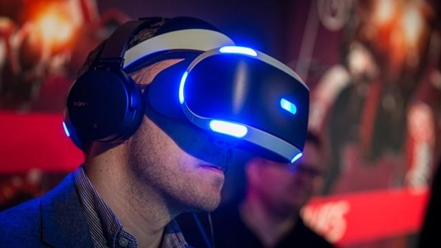 Playstation VR ile 360° Videolar İzlenebilecek