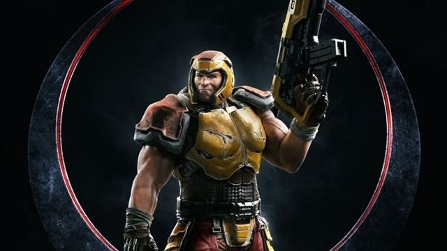 Quake Champions Ücretsiz Olacak!