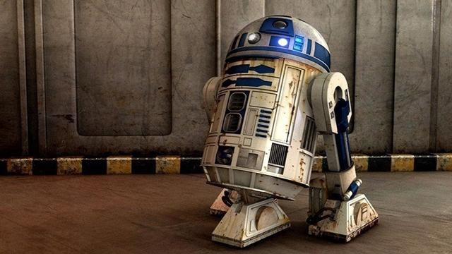 Star Wars Filmlerinde Kullanılan R2-D2 Rekor Fiyata Satıldı
