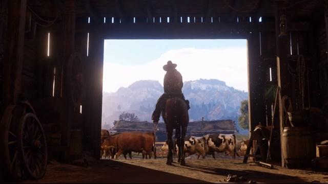 Red Dead Redemption 2'nin İlk Videosu Yayınlandı