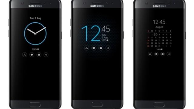 Samsung, Galaxy S7'lere Galaxy Note 7 Özellikleri Getiriyor