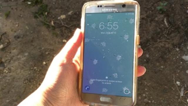Göle Düşen Galaxy S7 İki Saat Sonra Sağlam Çıktı