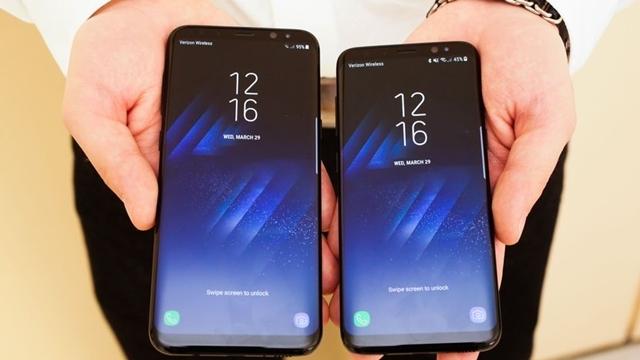 Samsung, Galaxy S8 Piyasaya Çıkmadan 1 Milyon Satmak İstiyor