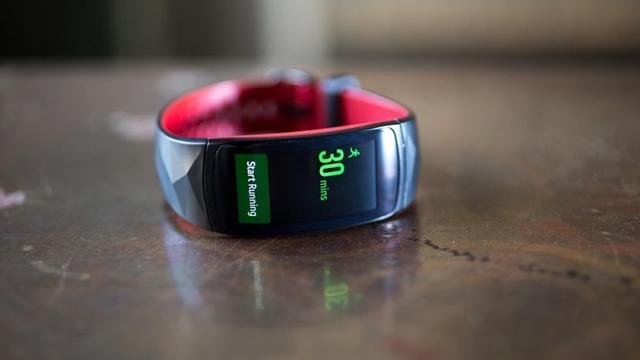 Samsung Gear Fit 2 Pro Ön İnceleme