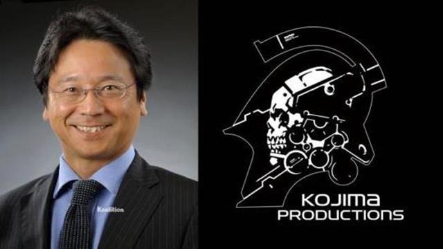 Konami'nin Başkanı Kojima Productions'a Katıldı