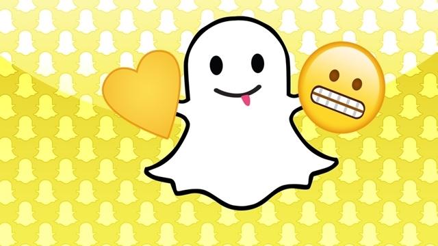 Snapchat Videolarınıza Hareketli Emojiler Ekleyebileceksiniz