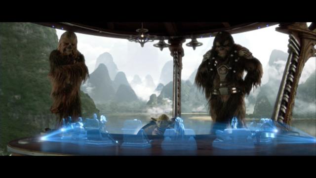 Star Wars'taki Hologramlar İçin İlk Adım Atıldı
