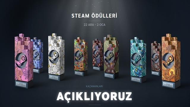 Steam Ödülleri Sahiplerini Buldu